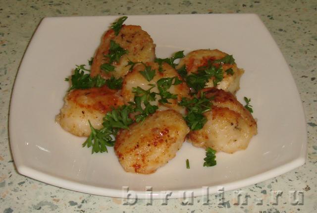 гребешки морские жареные рецепты приготовления